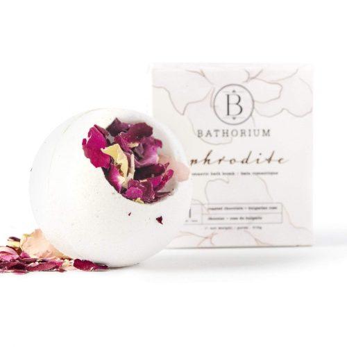 bathorium bath bomb aphrodite
