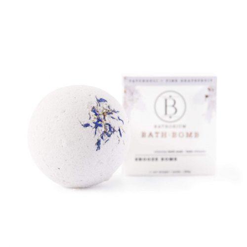 bathorium bath bomb one pack snooze bomb