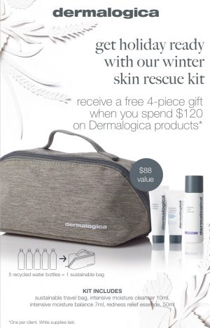 Dermalogica Gift with Purchase