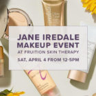 Jane Iredale Makeup Event – Saturday, April 4