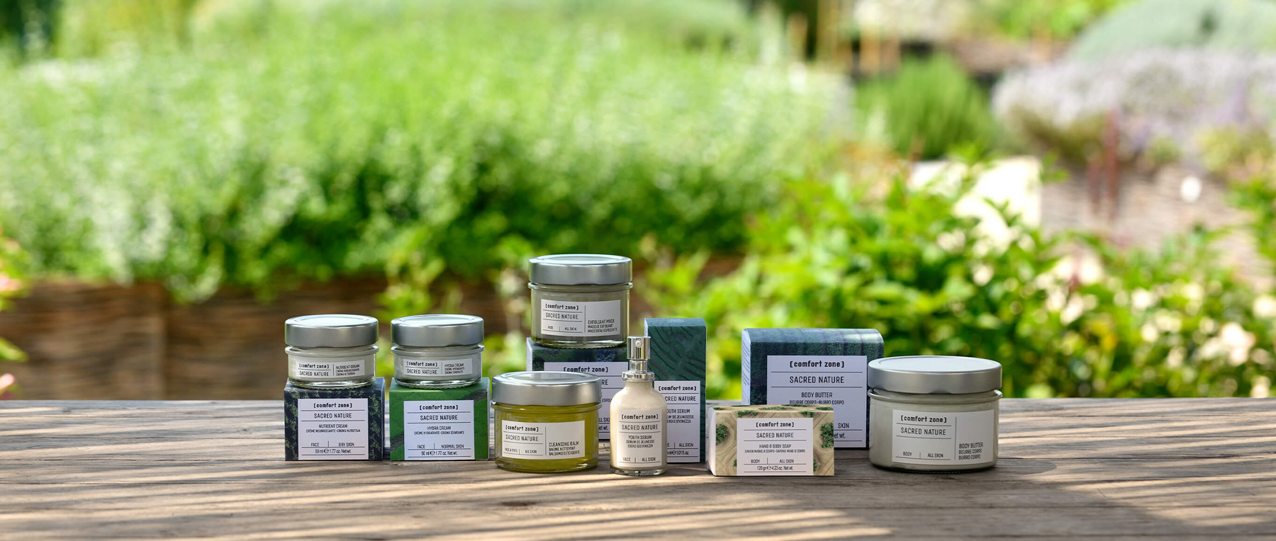 Sacred Nature Products